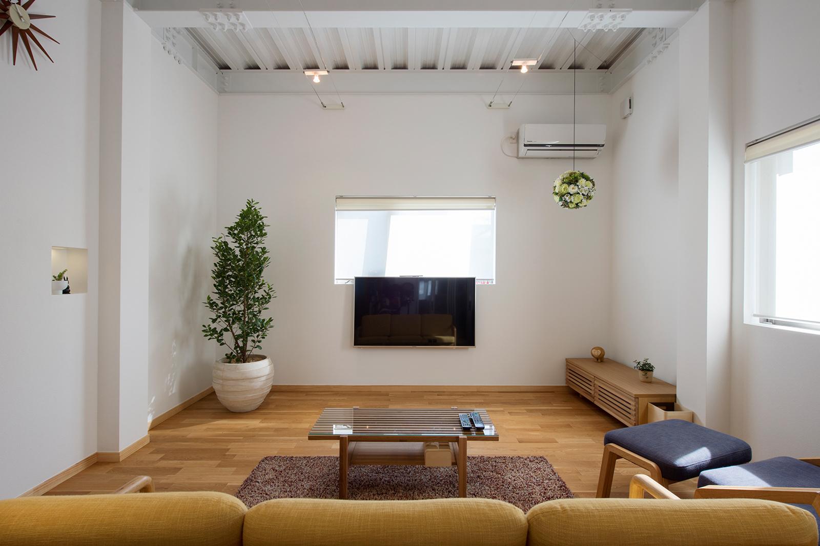 空を愉しむ家001