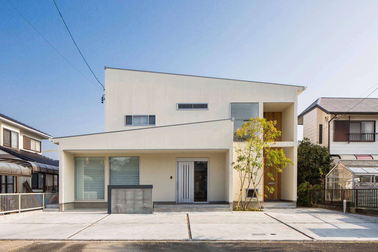 陽だまりの家 -併用住宅-