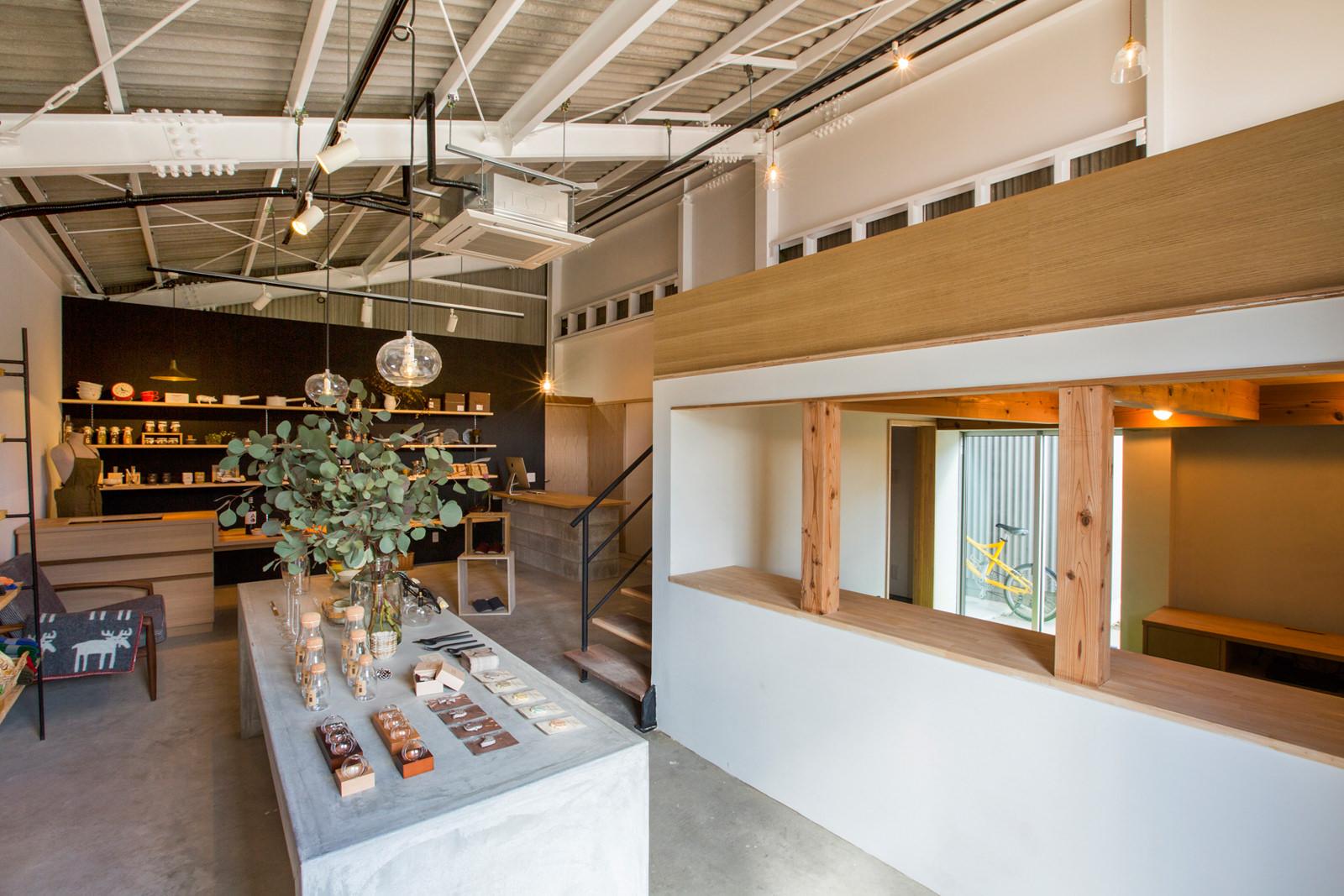 癒やしの庭の雑貨店『maple』